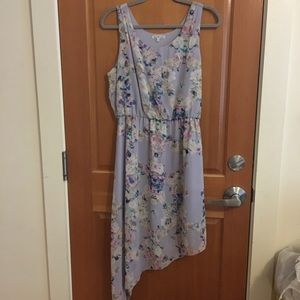 Asymmetrical Summer Dress